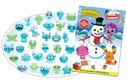 Moshi Monsters Advent Calendar